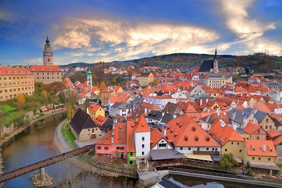 Czech_Ceske Krumlov2_560X373